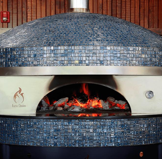 Forno Classico brick pizza oven