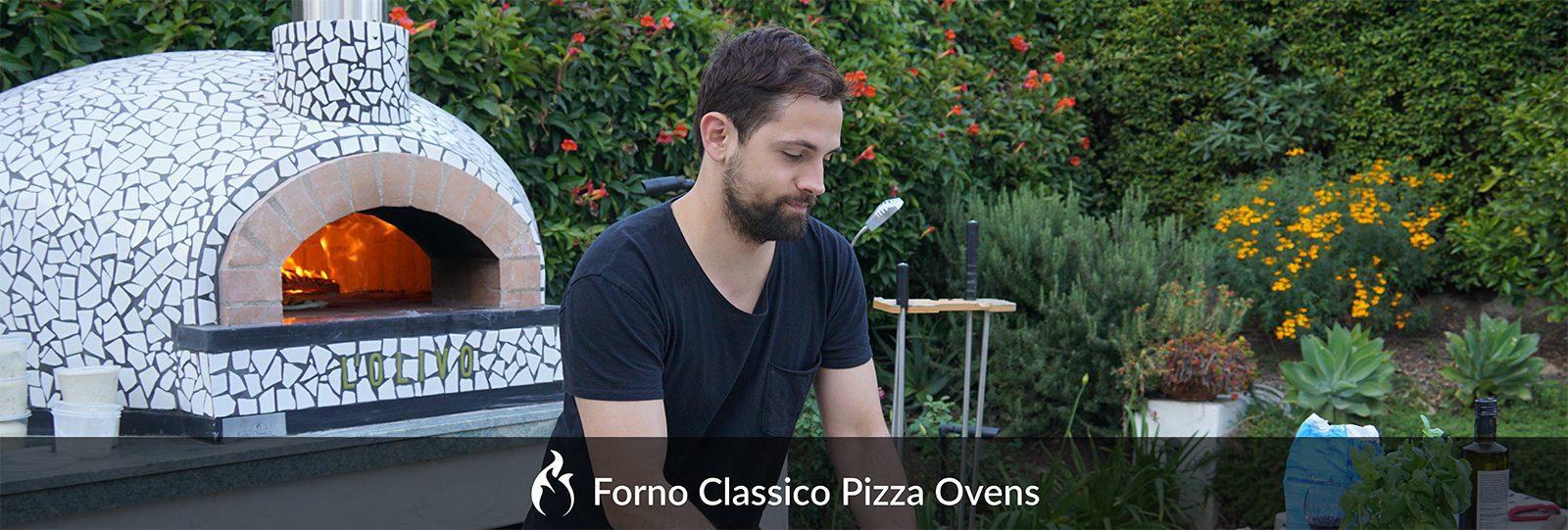 Forno Classico Pizza Ovens USA