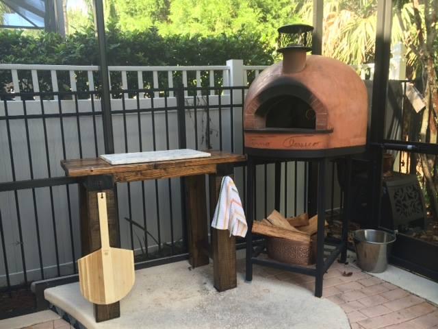 Forno Piccolo Brick Pizza Oven