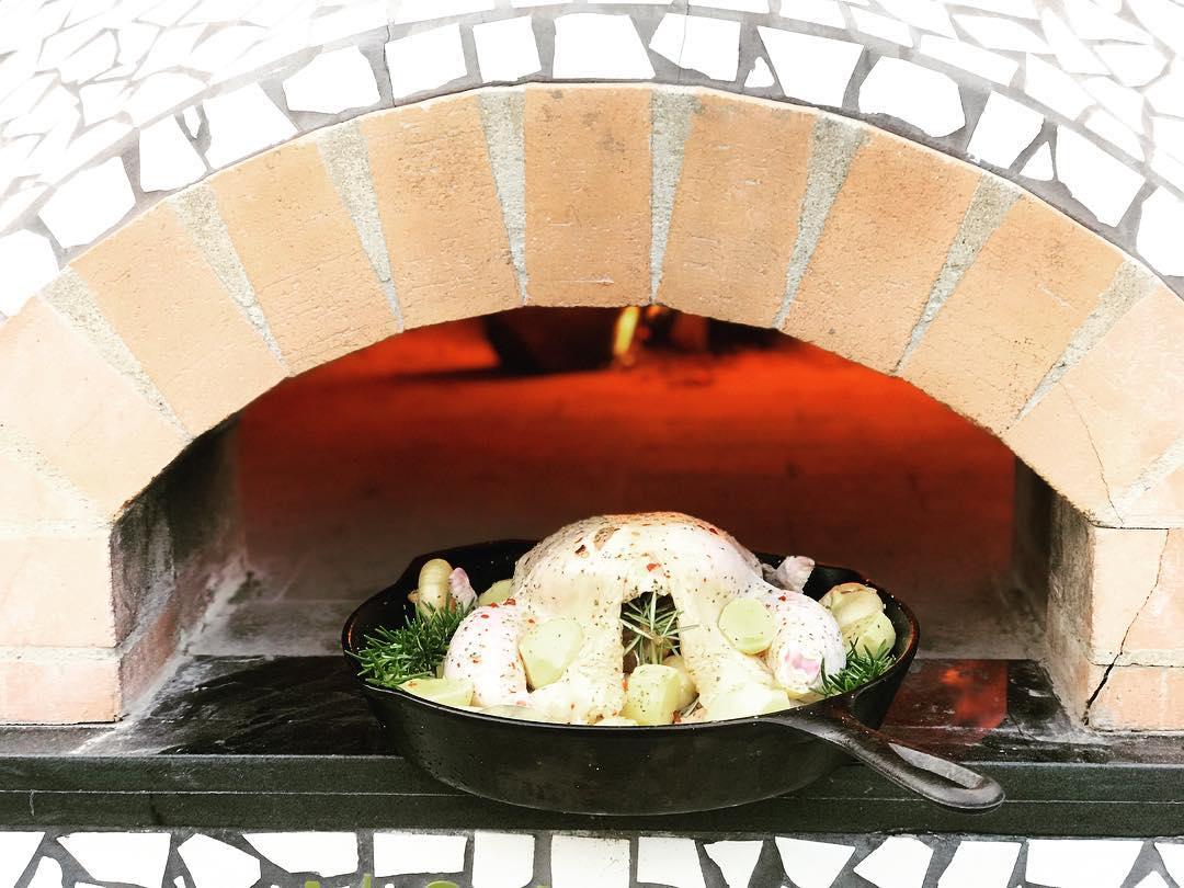 Italian Brick Oven