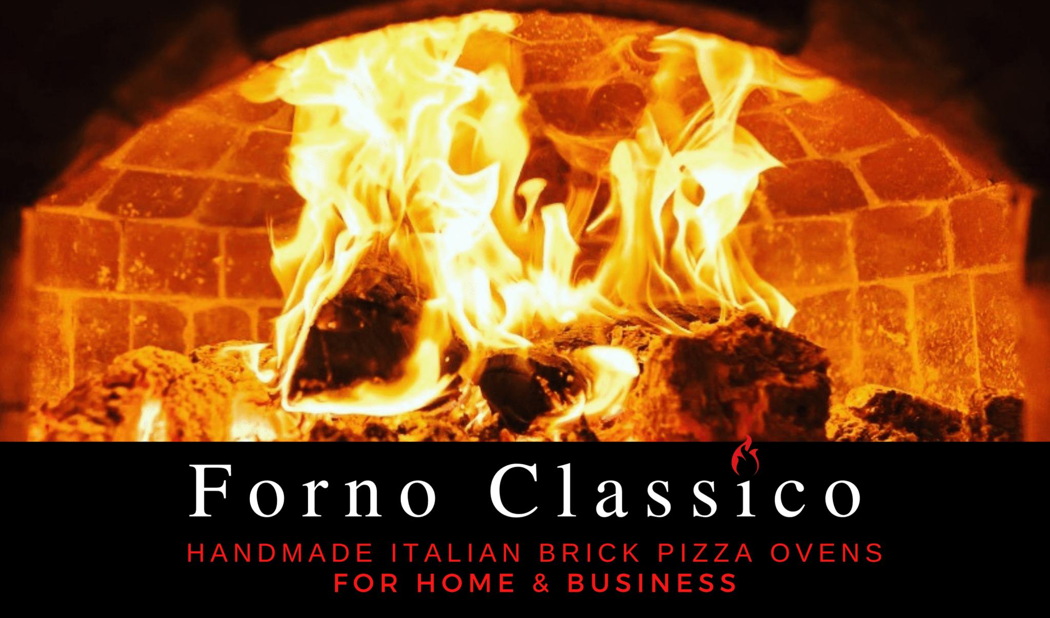 forno classico pizza ovens